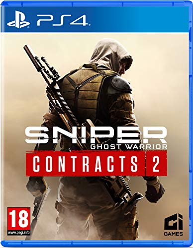 Sniper Ghost Warrior Contracts 2 (Playstation 4)...