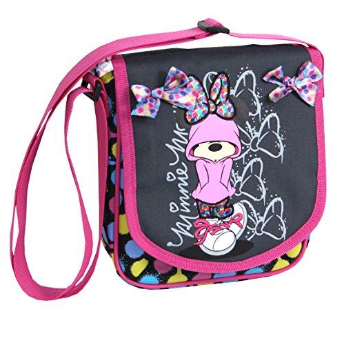 Disney Minnie Mouse Schultertasche Tasche...