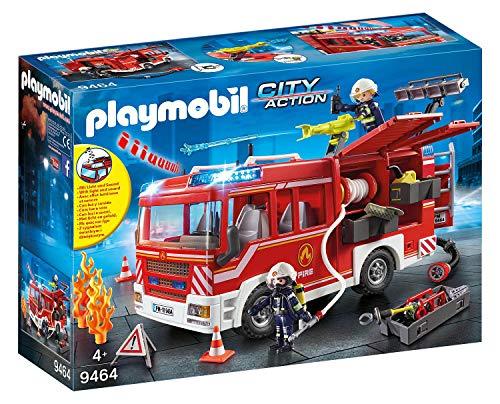 Playmobil City Action 9464 Feuerwehr-Rüstfahrzeug...