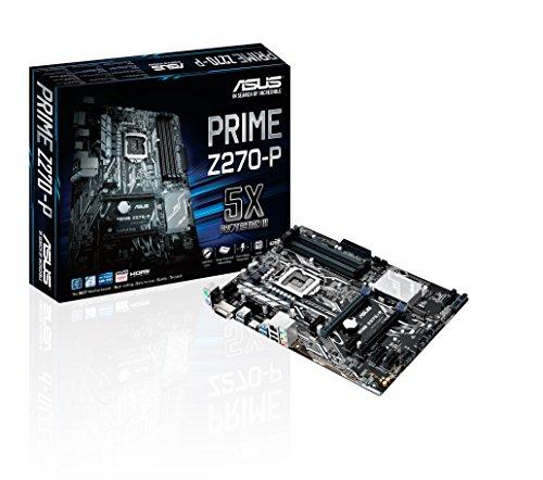 Asus Prime Z270-P Gaming Mainboard Sockel 1151...