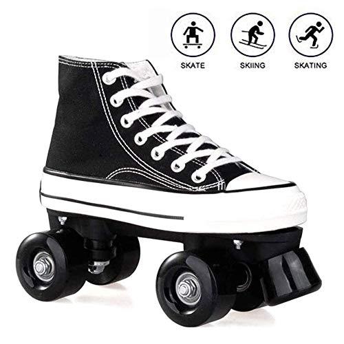 Rollschuhe für Damen und Herren, Discoroller...