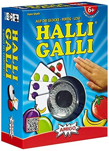 Amigo Spiel + Freizeit 1700 Halli Galli. Auf die...