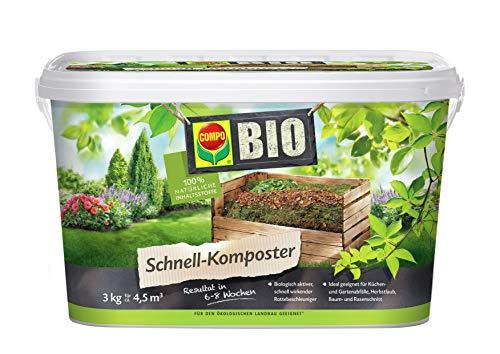Compo BIO Schnell-Komposter, Kompostbeschleuniger,...