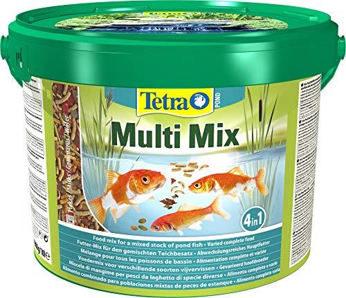 Tetra Pond Multi Mix – Fischfutter für...