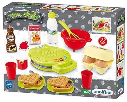 Ecoiffier – Waffeleisen für Kinder –...