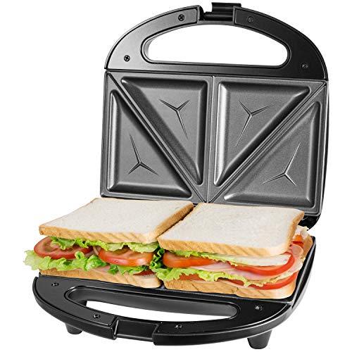 OSTBA Sandwichmaker, Sandwichtoaster,...