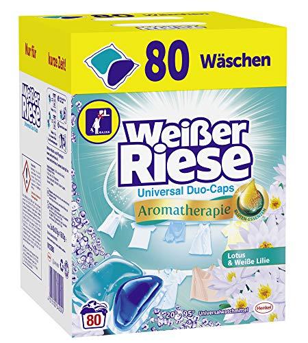 Weißer Riese Universal Duo-Caps Aromatherapie, 80...