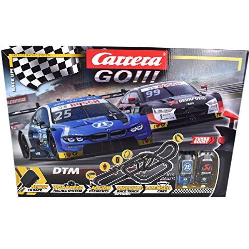 Carrera GO!!! Race UP! Rennstrecken-Set   9 m...