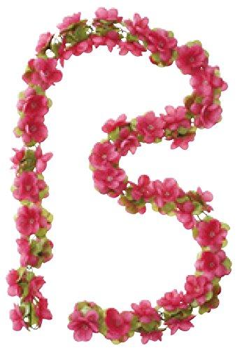 Basil Flower Garland Blumengirlande, Polyester,...