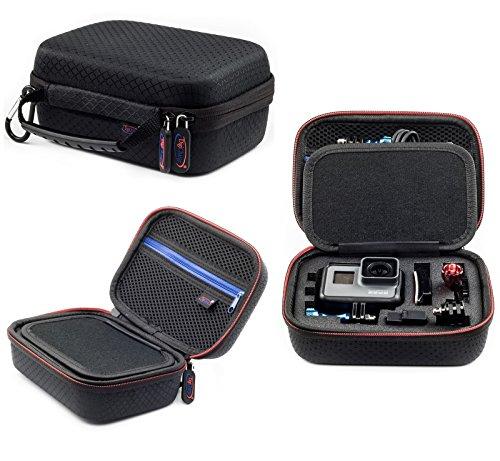 Digicharge® Kamera Zubehör Tasche für Action...