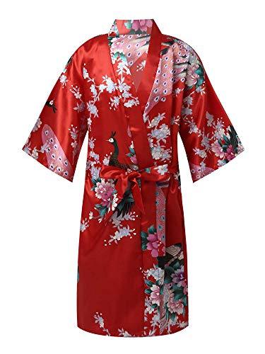 Agoky Unisex Mädchen Jungen Japanischer Kimono...