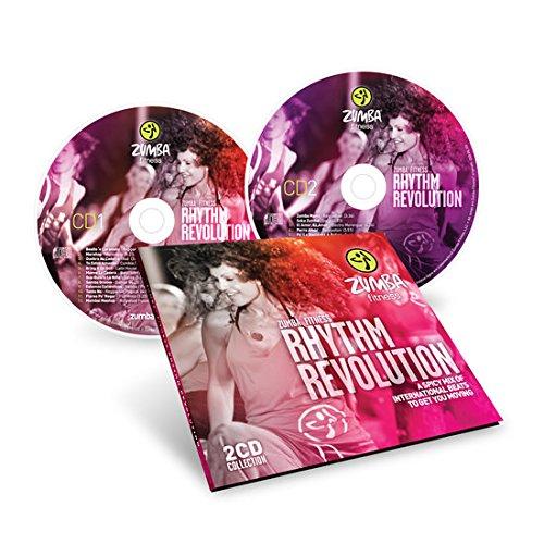 Zumba Fitness Rhythm Revolution CD Set, D0D00117
