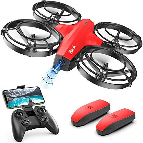 Potensic Mini Drohne für Kinder mit Kamera, FPV...