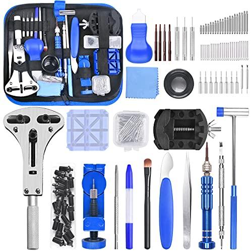 STARTOGOO Uhr Reparatur Werkzeug, 185tlg...