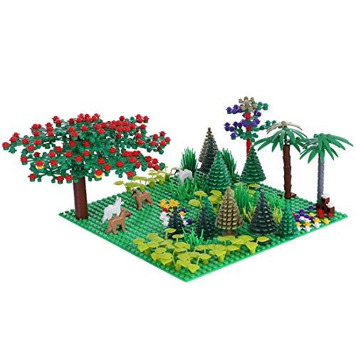 12che 401er Tropischer Regenwald Landschaft...