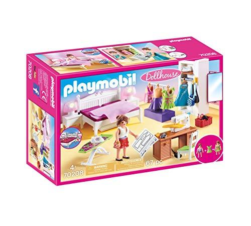 Playmobil Dollhouse 70208 Schlafzimmer und...