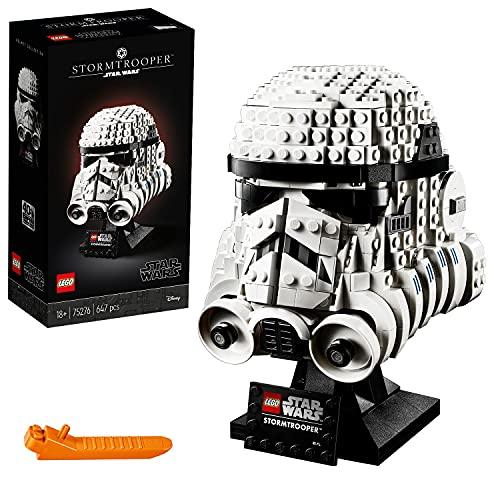 Lego 75276 Star Wars Stormtrooper Helm, Bauset,...