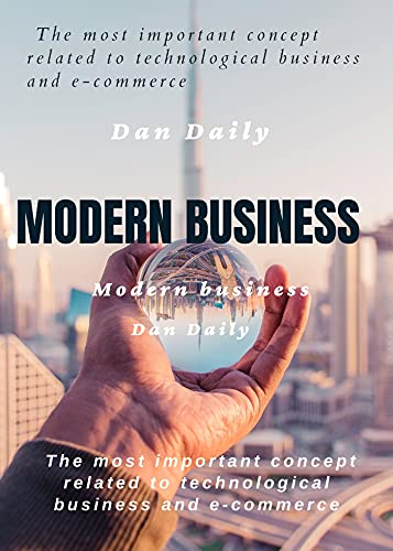 Modern business : The most important concept...