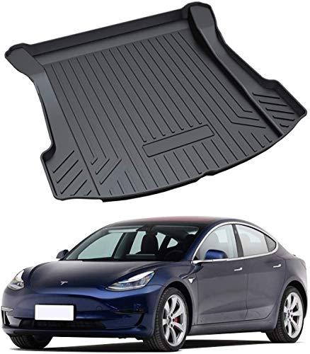 YEE PIN Kofferraummatte für Tesla Model 3...