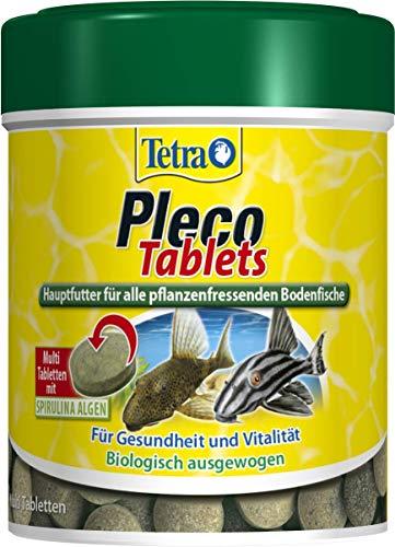 Tetra Pleco Tablets – Nährstoffreiches...