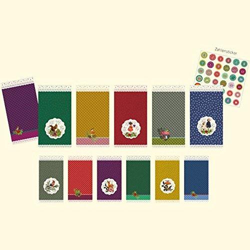 24 Geschenktüten: Für kleine...