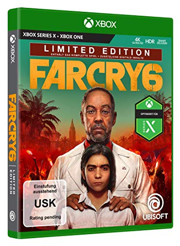 Far Cry 6 - Limited Edition (exklusiv bei Amazon)...