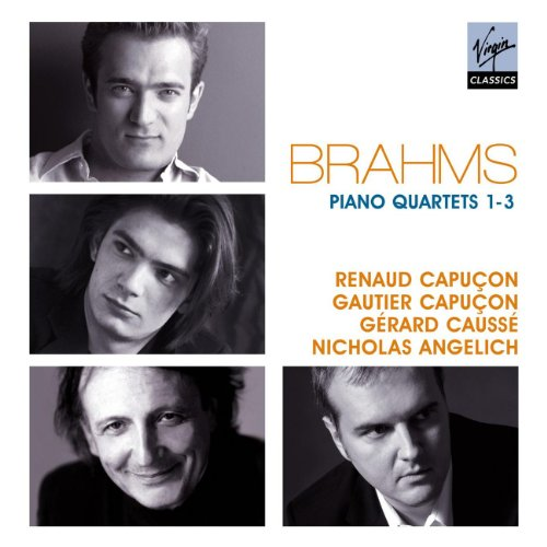 Klavierquartette 1-3