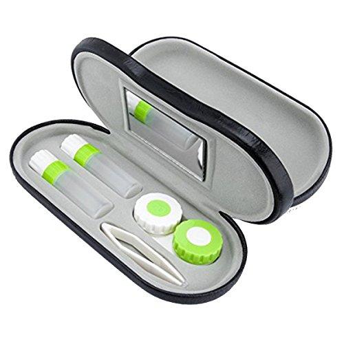 ULTNICE Travel Kontaktlinsenetui Mini Box...