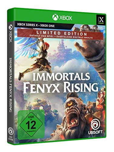 Immortals Fenyx Rising - Limited Edition (exklusiv...