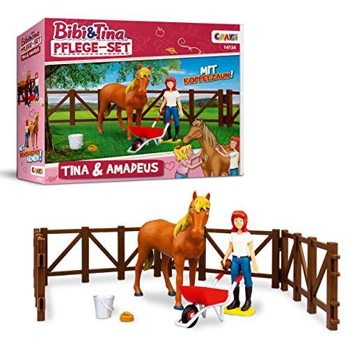 Craze Pflege Bibi BIBI & Tina Spielfiguren Set...
