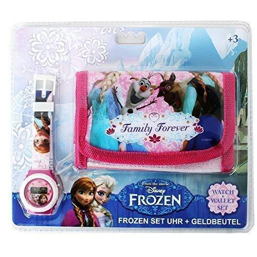 Disney Frozen Motiv Geschenk Set Kinder Geldbörse...