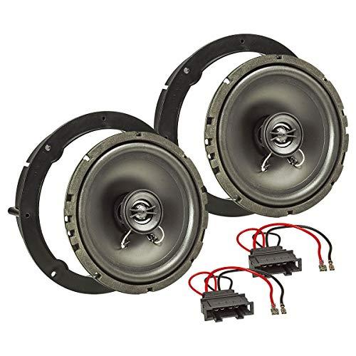 tomzz Audio 4057-006 Lautsprecher Einbau-Set...