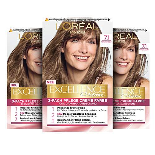 L'Oréal Paris Excellence Creme Permanente...