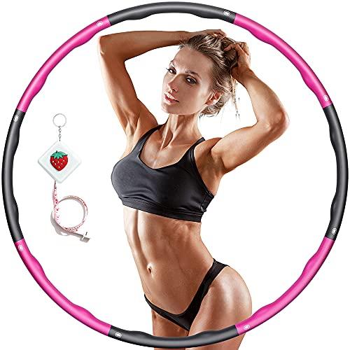 Hula Fitness Reifen Hula Fitness für Erwachsene &...