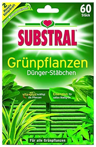 Substral Dünger-Stäbchen für Grünpflanzen mit...