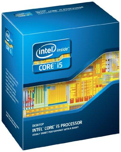 Intel Quad Core Prozessor (Intel Core i5-2400,...