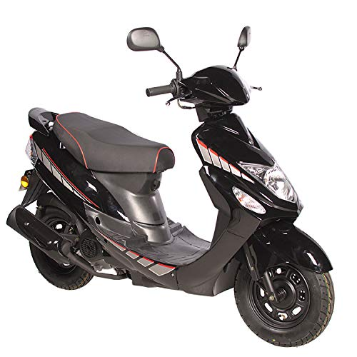 Motorroller GMX 460 Sport 45 km/h schwarz -...