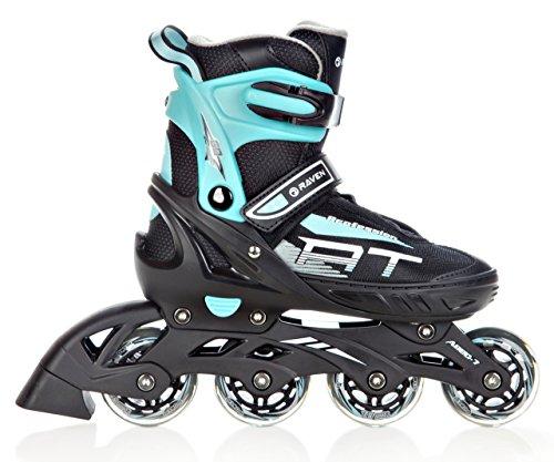 RAVEN Inline Skates Inliner Profession verstellbar...