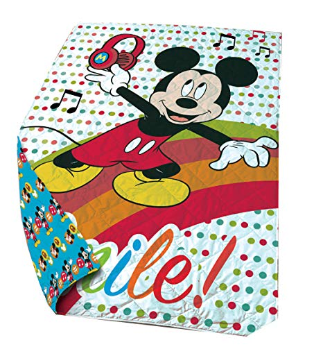 Disney tagesdecke Mickey Mouse junior 140 x 200 cm...