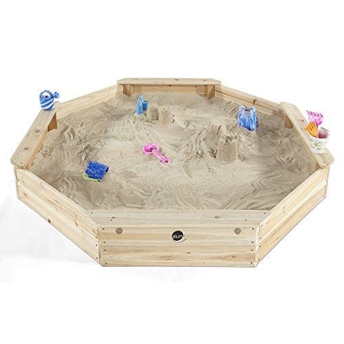 Plum Kinder gigantischer Sandkasten achteckig mit...
