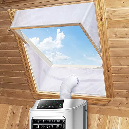 Fensterabdichtung für Mobile Klimageräte...