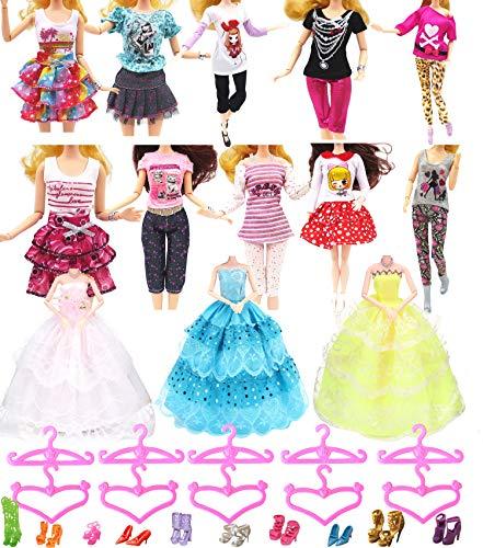 Hey~Yo Puppenkleidung für Barbie, 11.5 'Puppe...