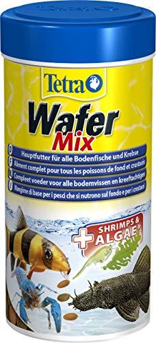 Tetra Wafer Mix - Fischfutter für alle...