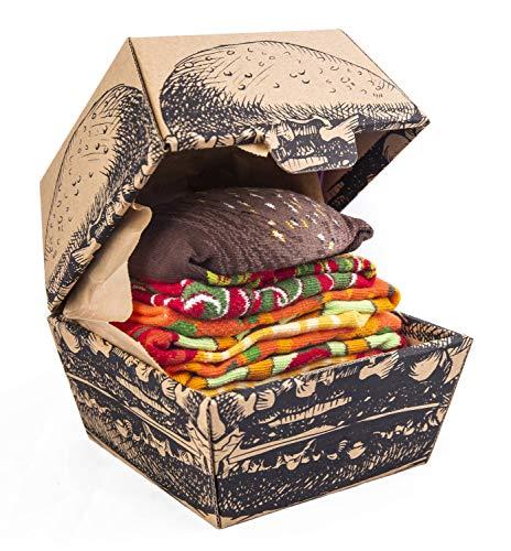 Rainbow Socks - Damen Herren Lustige Vegan...