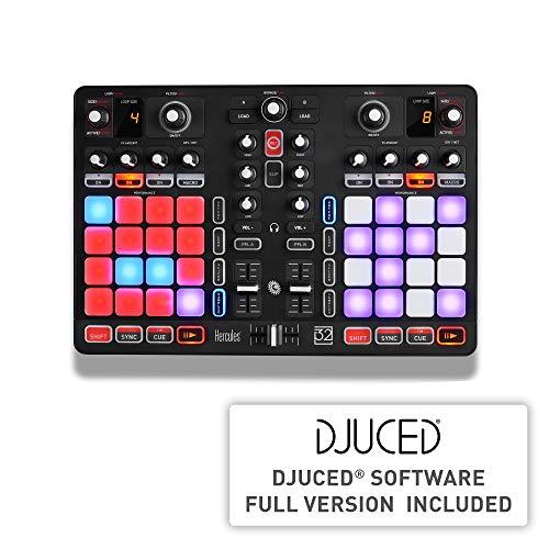 Hercules P32 DJ (2-Deck DJ Controller, 32...