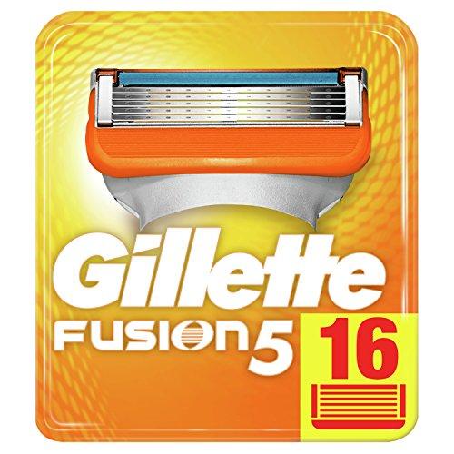 Gillette Fusion 5 Rasierklingen Für Männer,...