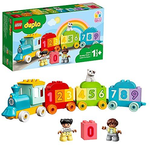 LEGO 10954 DUPLO Zahlenzug - Zählen Lernen, Zug...