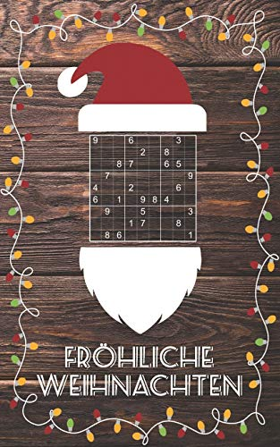 Fröhliche Weihnachten - Sudoku: Kleines...