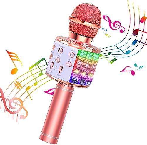 BlueFire Karaoke Mikrofon, Bluetooth Mikrofon...