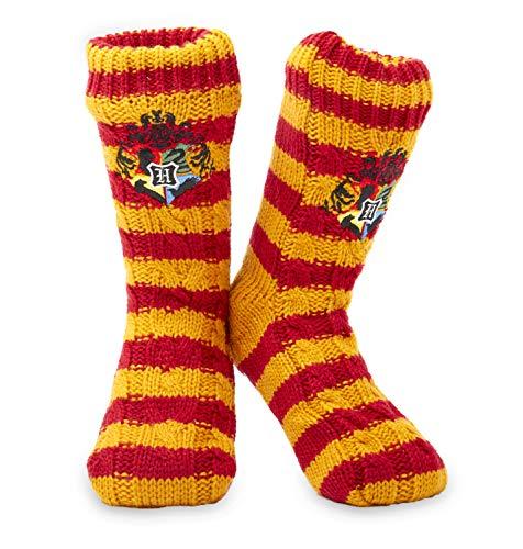 Harry Potter Winter Socken - 1 Paar Kuschelsocken...